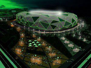 Konyaya 42 bin kişilik dev stadyum