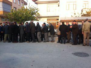 Tekelioğlu ve Türkmenoğlu ailelerin acı günü