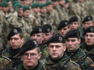 170 Alman askeri Türkiyeye geliyor