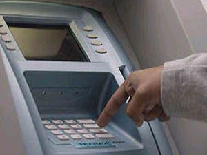 Para çekmek için ATM aramaya son
