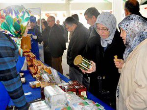 Organik pazara vatandaşlardan yoğun ilgi