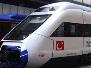 Konyadan Karamana hızlı tren!