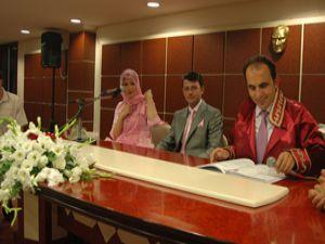 Ramazan ayında nikah sayısı düştü