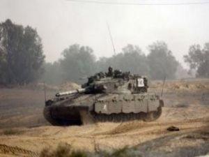 İsrailden kara harekatı hazırlığı