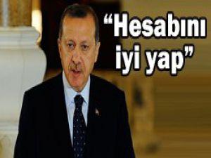 Erdoğandan Netenyahuya uyarı