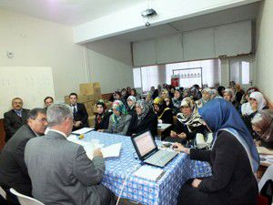 Akşehir Müftüsü, Kuran kursu öğreticileriyle bir araya geldi