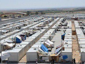 15 bin kişilik konteyner kent kuruluyor