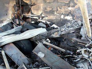 Uçakta bulunan 10 asker hayatını kaybetti