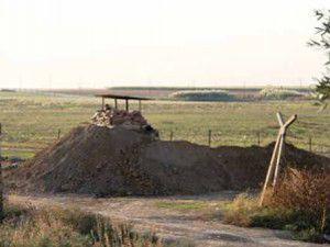 Tankların namlu ucu Kamışlıya çevrildi