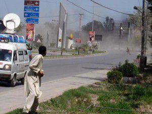 Pakistanda bombalı saldırı