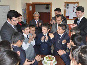 Seydişehirde öğretmenler günü etkinlikleri