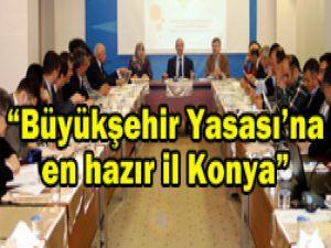 İl Koordinasyon Toplantısı yapıldı