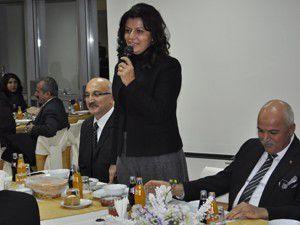 Karatay Öğretmenler Günü yemeği düzenledi