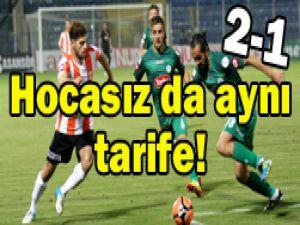 Adanaspor 2-1 T.Konyaspor