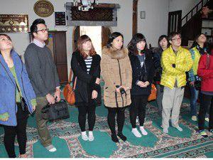 Konya Güney Koreli tur operatörlerine tanıtıldı