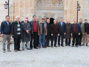 Tarihçi Akademisyenler Beyşehirde