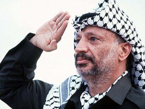 Arafatın mezarı açıldı