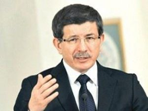 Davutoğlu, BMdeki Filistin oturumuna katılacak