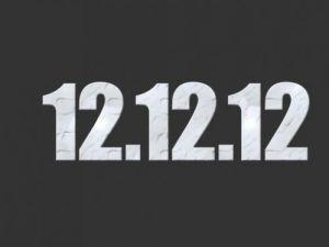 12.12.12 çılgınlığı