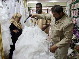 Mehir Vakfı, Somalili çifti evlendiriyor