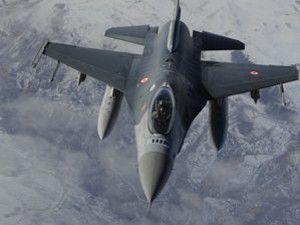 Uçaksavar mevziler yok edildi