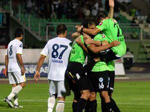 Konyaspor 90da güldü