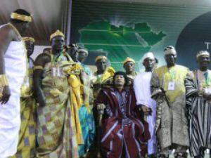 Afrikalı krallar ve sultanlar İslamı seçti