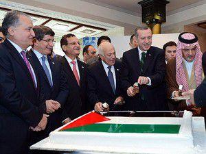 Filistinin önüne engel çıkmamalı