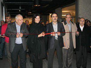 Medaş Sanat Galerisi açıldı