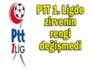 PTT 1.Ligde oluşan son puan durumu