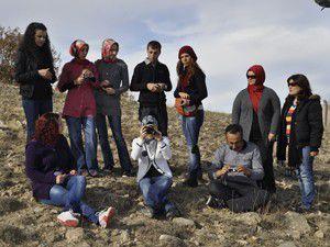 Halkapınarda fotoğraf çekimi kursu