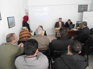 Ereğlide çiftçi eğitim kurs ve seminerleri başlıyor