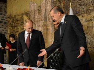 Rusya Türkiyenin ikinci büyük ortağı