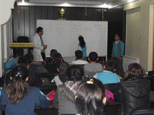 Kulu Ziraat Odasından çiftçi çocuklarına ders