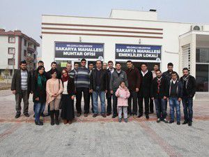 Başkan Altay, AK Partili gençlerle buluştu