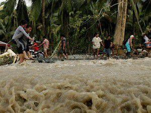 400den fazla kişinin de kaybolduğu bildirildi