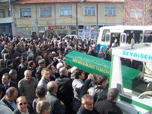 Seydişehir eski Belediye Başkanı Halıcının acı günü