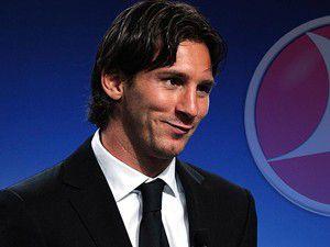 Messi THYnin elçisi oldu!