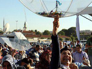 Mesir Festivaline UNESCO koruması
