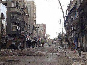 Suriyede kan durmuyor