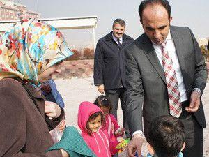 Başkan Altay Tokide vatandaşlarla buluştu