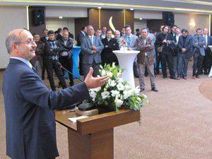 AK Parti ile Has Parti teşkilatları buluştu