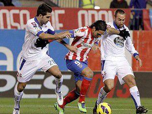 Falcao Atleticoda tarihe geçti