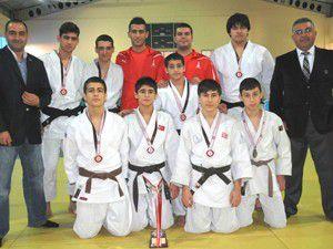 Judonun altın çocuğu