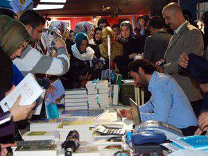 Konya Kitap Günlerini 98 bin kişi ziyaret etti
