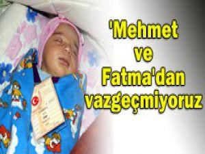 En popüler isimler Mehmet ve Fatma