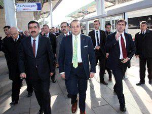 Avrupa Birliği Bakanı Bağış Konyada