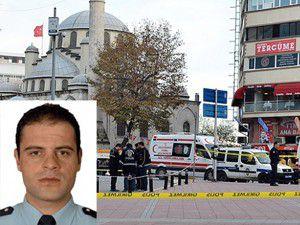 Gaziosmanpaşada polise saldırı: 1 polis şehit!