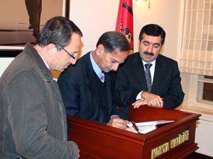 Pakistan Devlet Bakanı Warraich Konyada