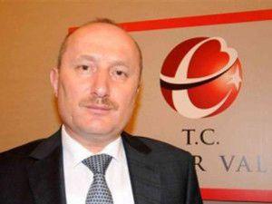 Eskişehir Valisi trafik kazası geçirdi